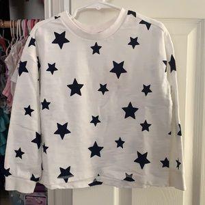 Gymboree Shirts & Tops - Gymboree Star Sweatshirt